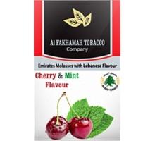 Табак для кальяна Al Fakhamah Cherry Mint / Вишня Мята 50 грамм (срок годности истек)