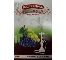 Табак для кальяна Alnuma Double Grape / Двойной виноград 50 грамм