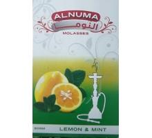 Табак для кальяна Alnuma Lemon Mint / Лимон мята 50 грамм