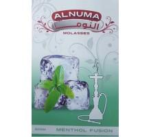 Табак для кальяна Alnuma Menthol Fusion / Ментол лед 50 грамм