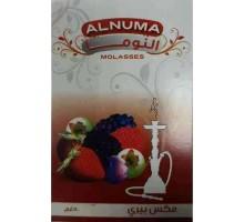 Табак для кальяна Alnuma Mix Berry / Ягодный микс 50 грамм