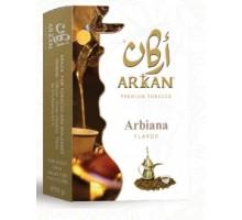 Табак для кальяна Arkan Arbiana / Arbiana 50 грамм (срок годности истек)