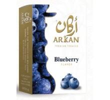 Табак для кальяна Arkan Blueberry / Черника 50 грамм (срок годности истек)
