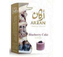 Табак для кальяна Arkan Blueberry Cake / Черничный Торт 50 грамм (срок годности истек)