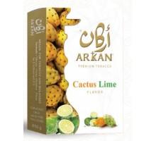 Табак для кальяна Arkan Cactus Lime / Кактус Лайм 50 грамм (срок годности истек)
