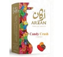 Табак для кальяна Arkan Candy Crush / Candy Crush 50 грамм (срок годности истек)