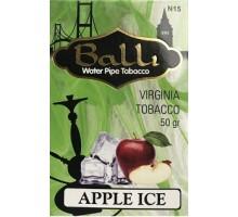 Табак для кальяна BALLI Apple Ice / Ледяное яблоко 50 грамм