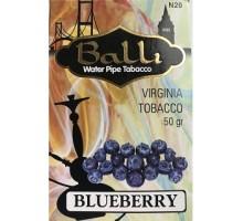 Табак для кальяна BALLI Blueberry / Черника 50 грамм