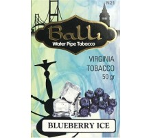 Табак для кальяна BALLI Blueberry Ice / Ледяная черника 50 грамм