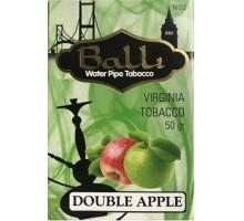 Табак для кальяна BALLI Double Apple / Двойное яблоко 50 грамм