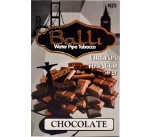 Табак для кальяна BALLI Chocolate / Шоколад 50 грамм