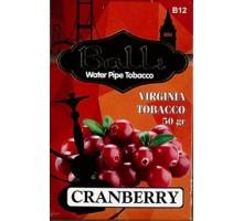 Табак для кальяна BALLI Cranberry / Клюква 50 грамм
