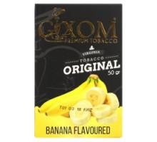 Табак для кальяна Gixom Banana / Банан 50 грамм