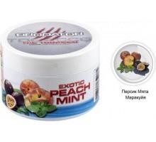 Табак для кальяна Brodator Exotic Peach Mint / Персик мята маракуйя 200 грамм
