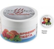 Табак для кальяна Brodator Raspberry Fiesta / Малина персик 200 грамм