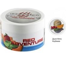 Табак для кальяна Brodator Red Adventure / Дыня клубника мята 200 грамм