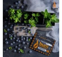 Табак для кальяна Burn Blueberry Mint / Черника мята 100 грамм