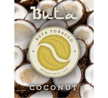 Табак для кальяна Buta Coconut / Кокос 50 грамм ( без внешнего целлофана )