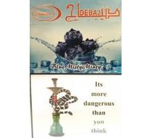 Табак для кальяна Debaj Blue Misty Mint / Синий туман мята 50 грамм