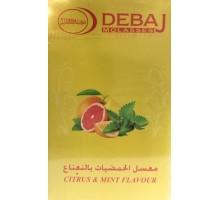 Табак для кальяна Debaj Citrus Mint / Цитрус Мята 50 грамм