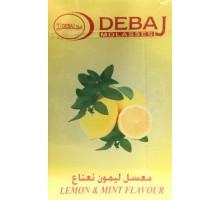 Табак для кальяна Debaj Lemon Mint / Лимон Мята 50 грамм