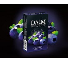 Табак для кальяна Daim Blueberry / Черника 50 грамм