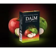Табак для кальяна Daim Two Apple / Двойное Яблоко 50 грамм