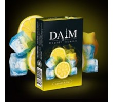Табак для кальяна Daim Ice Lemon / Ледяной Лимон 50 грамм
