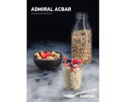 Табак для кальяна Darkside Medium Admiral Acbar Cereal / Овсяная Каша 100 грамм