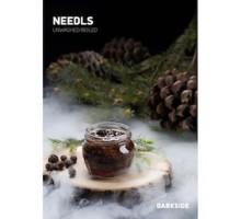 Табак для кальяна Darkside Core Line Needls / Нидлз 100 грамм
