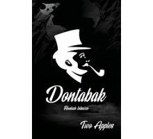 Табак для кальяна Dontabak Two Apples / Двойное яблоко 100 грамм