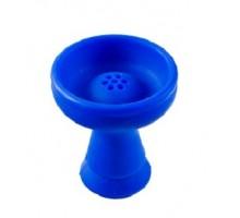 Чаша силиконовая Samsaris  классика Синяя