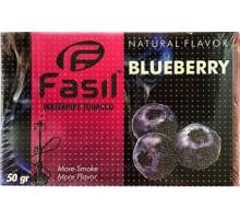 Табак для кальяна Fasil Blueberry / Черника 50 грамм