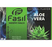 Табак для кальяна Fasil Aloe Vera / Алоэ вера 50 грамм