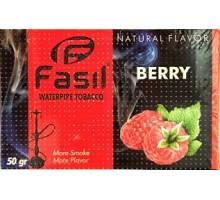 Табак для кальяна Fasil Berry / Ягода 50 грамм
