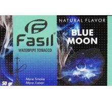 Тaбак для кальяна Fasil Blue Moon / Голубая луна 50 грамм