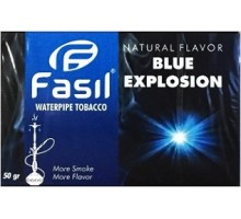 Табак для кальяна Fasil Blue Explosion / Голубая вспышка 50 грамм
