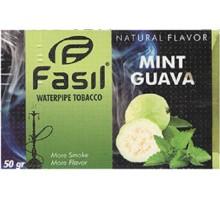 Тaбак для кальяна Fasil Guava Mint / Гуава мята 50 грамм