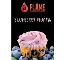 Табак для кальяна Flame Blueberry Muffin / Черничный Маффин 100 грамм