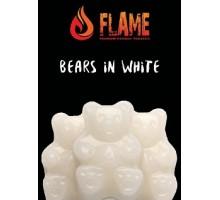 Табак для кальяна Flame Bears in White 100 грамм