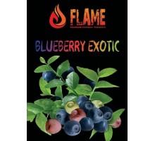 Табак для кальяна Flame Blueberry Exotic 100 грамм