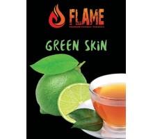 Табак для кальяна Flame Green Skin 100 грамм