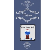 Табак для кальяна Fusion Blue Gum Ball / Синяя жвательная резинка 100 грамм