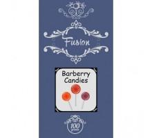 Табак для кальяна Fusion Barbarry Candyes / Барбарисовые конфеты 100 грамм