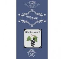 Табак для кальяна Fusion Blackcurrant / Черная смородина 100 грамм
