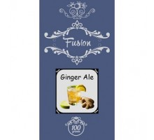 Табак для кальяна Fusion Ginger Ale / Имбирный Эль 100 грамм