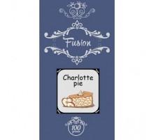 Табак для кальяна Fusion Charlotte Pie / Шарлотка 100 грамм