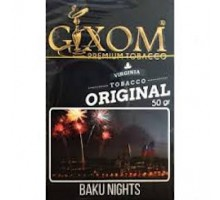 Табак для кальяна Gixom Baku Nights / Ночи Баку 50 грамм