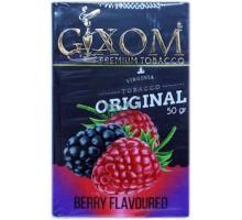 Табак для кальяна Gixom Berry / Ягода 50 грамм