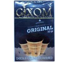 Табак для кальяна Gixom Chocolate Plombir / Шоколадный Пломбир 50 грамм